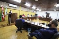 Vereadores aprovam Projetos de Lei da Estação Ferroviária de Marcílio Dias durante Sessão Ordinária e Extraordinária