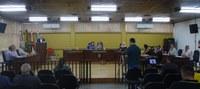 Vereadores aprovaram 10 projetos de Lei na última sessão do ano