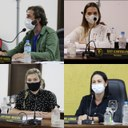 Vereadores canoinhenses enviam Moção de Apoio aos Deputados Federais