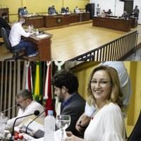Vereadores destacam posse da ex-vereadora Norma Pereira como Deputada Federal