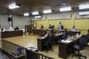 Vereadores discutem durante Sessão da Câmara qualidade das obras e empreiteiras no município de Canoinhas