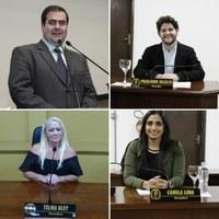 Vereadores do MDB anunciam emenda de deputado, no valor de 200 mil para Canoinhas