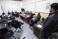 Vereadores e Servidores da Câmara se reúnem para acertar detalhes do retorno da Câmara Mirim