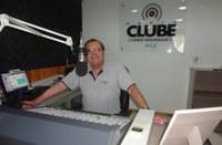Vereadores parabenizam radialista Roberto Edy por 55 anos de serviço na Rádio Clube de Canoinhas