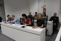 Vereadores participam de Lançamento do Programa Constrói Canoinhas