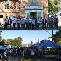 Vereadores participam do 1º Festival da Cerveja Artesanal Tributo a Rupprecht Loeffler
