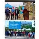 Vereadores participam do lançamento da Pedra Fundamental do Parque Cidade de Canoinhas