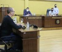 Vereadores pedem ao município providências quanto a antiga Sede da Polícia Civil