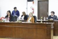 Vereadores Norma e Paulinho pedem lombadas na BR 280, trecho que compreende perímetro Urbano de Canoinhas