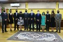 Vereadores, prefeito e vice são empossados em Canoinhas