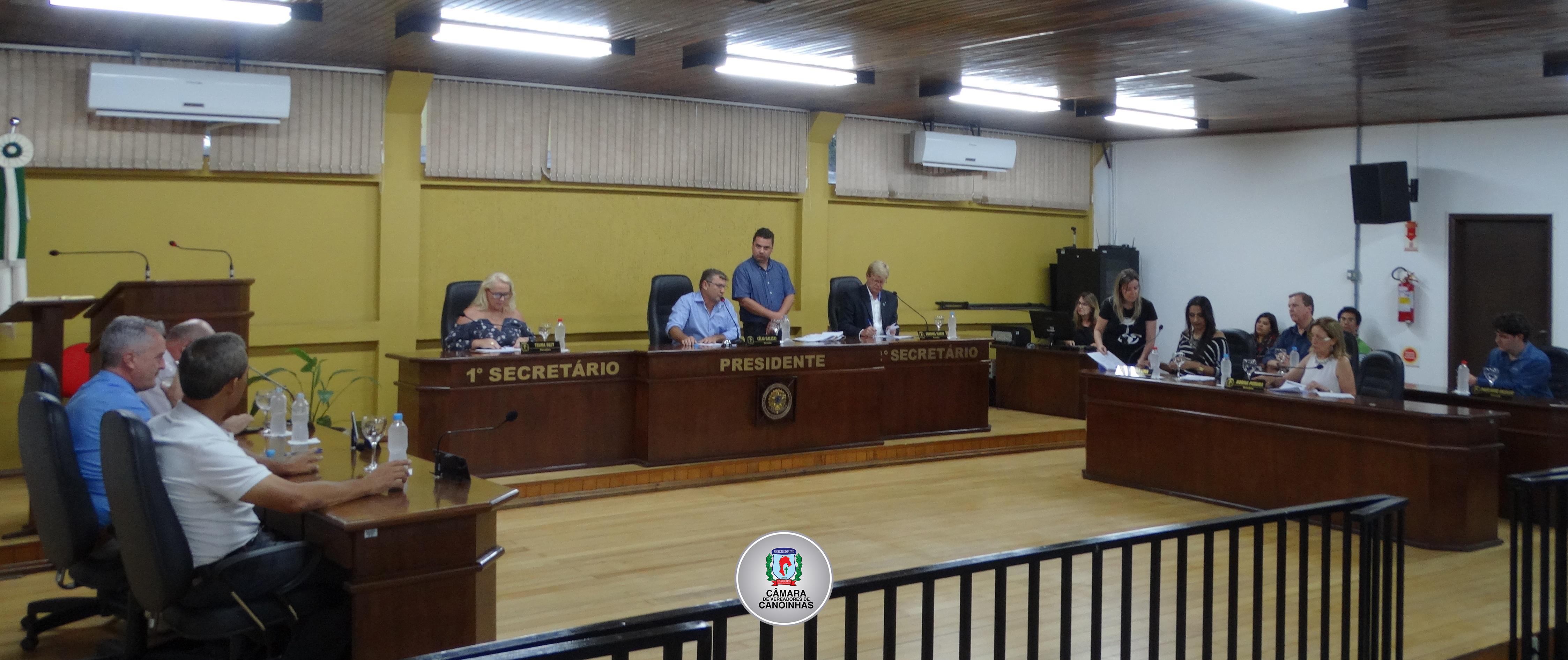 Vereadores solicitam ao Governo do Estado retorno das gerências de Educação e Saúde para Canoinhas