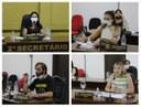 Vereadores solicitam informações dos contratos da prefeitura com empresas de pavimentações