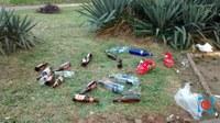 Vereadores solicitam termo de convênio com Polícia Militar para aplicação da lei que proíbe consumo de bebidas alcoólicas em logradouros