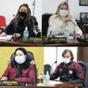 Vereadores Tati Carvalho, Juliana Maciel, Zenilda Lemos e Marcos Homer solicitam sinalização e melhorias em ruas do nosso município