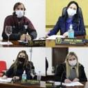 Vereadores Tati, Juliana, Zenilda e Homer questionam Prefeito sobre o Conselho dos Usuários de Serviços Públicos do Município
