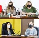 Vereadores Tati, Juliana, Zenilda e Marcos buscam informações com Secretários Municipais e Prefeito