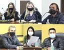 Vereadores Tati, Juliana, Zenilda e Marcos, buscam informações sobre as Balsas do nosso município
