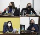 Vereadores Tati, Juliana, Zenilda e Marcos, pedem estudos para reforma do Terminal Rodoviário de Canoinhas