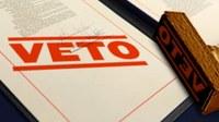 Vereadores votam dois vetos na sessão de hoje