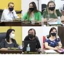 Vereadores Wilmar, Tati, Juliana, Zenilda, Marcos e Silmara reivindicam melhorias ao Prefeito e secretários municipais