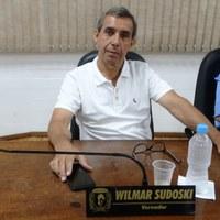 Wilmar Sudoski cobra informações sobre as Ruas Frederico Kohler e Júlio Budante Neto