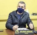 Wilmar Sudoski demonstra preocupação com a falta de policiais rodoviários federais em posto de Canoinhas na BR 280